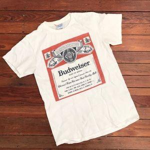URBAN OUTFITTERS 🍺 Budweiser 🍺 T-shirt